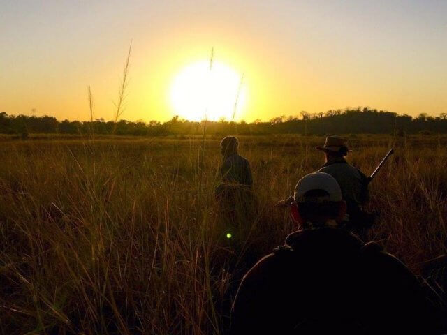 Afrika Botswana Eco Training
