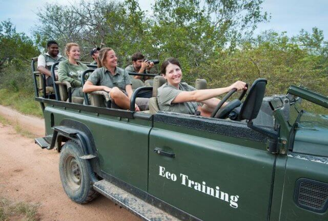 Afrika Botswana Eco Training