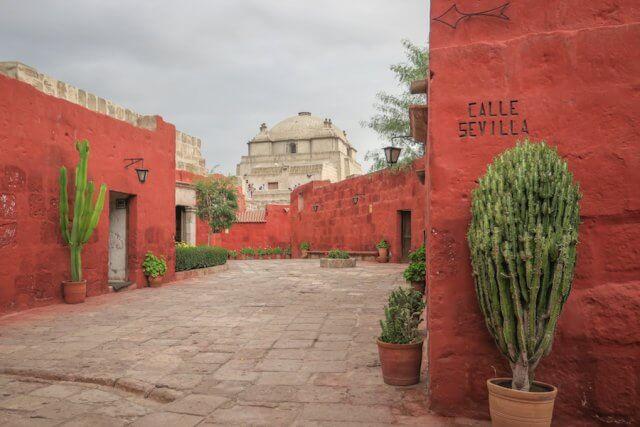 Arequipa Colca Canyon Kloster Peru Sehenswürdigkeiten