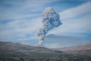 Arequipa Colca Canyon Vulkan