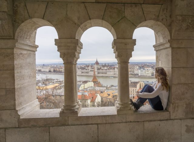 Checkliste Urlaub Reisecheckliste Budapest Burg