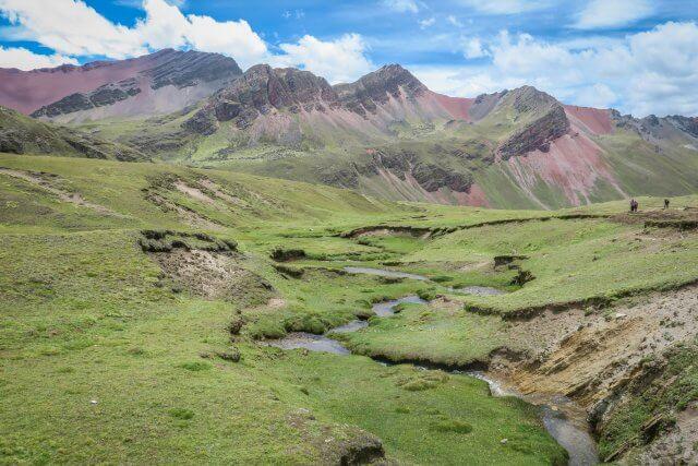 Cusco_Rainbow Mountain Wanderung