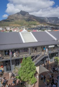 Kapstadt Urlaub Suedafrika Woodstock