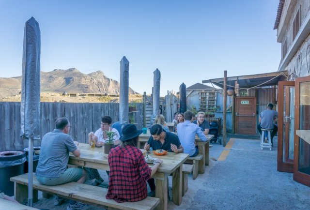 Kapstadt Urlaub Suedafrika Hout Bay Market