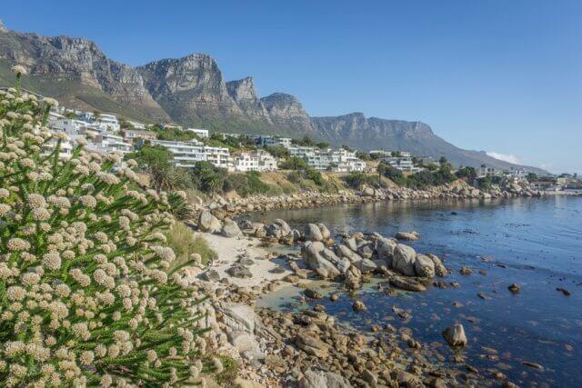 Kapstadt Urlaub Suedafrika Camps Bay