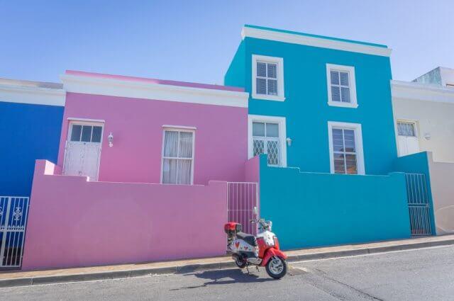 Kapstadt Urlaub Suedafrika Bo Kaap