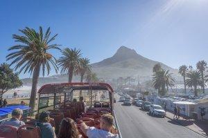 Kapstadt Urlaub Suedafrika Hop on Hop off Bus