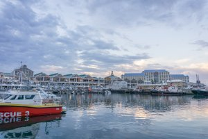 Kapstadt Urlaub Suedafrika V & A Waterfront