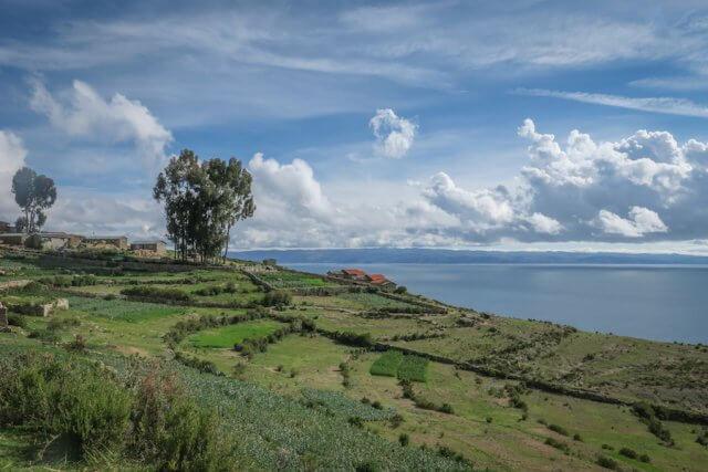La Paz Titikakasee Isla del Sol Reiseziele August Urlaub