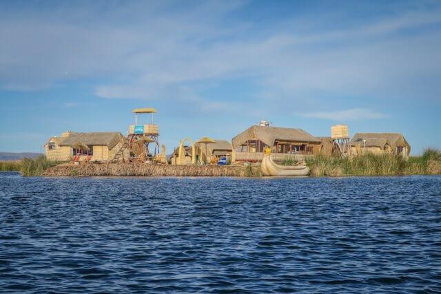 La Paz Titikakasee Uros Titikaka Lodge