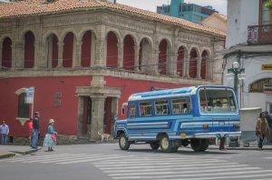 La Paz Titikakasee Walking Tour