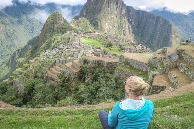 Lares Trek Machu Picchu Peru Tour