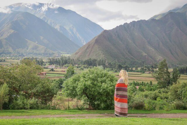 Peru Sehenswürdigkeiten Lares Trek_Machu Picchu_Peru Inkaterra Hacienda Urubamba