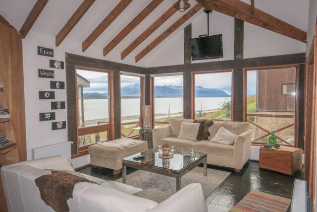 Perito Moreno Gletscher Argentinien Weskar Lodge Puerto Natales