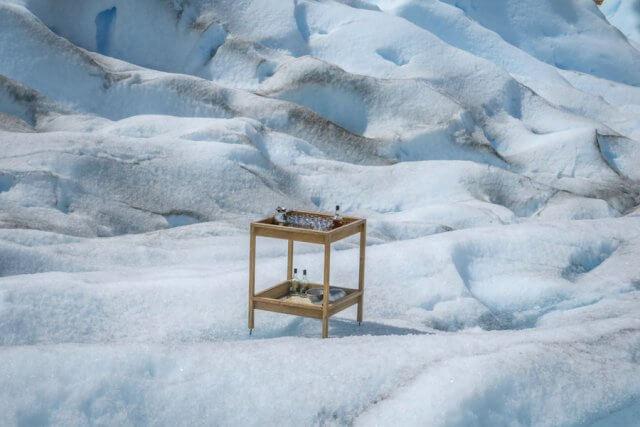 Perito Moreno Gletscher Argentinien Minitrekking Wiskey