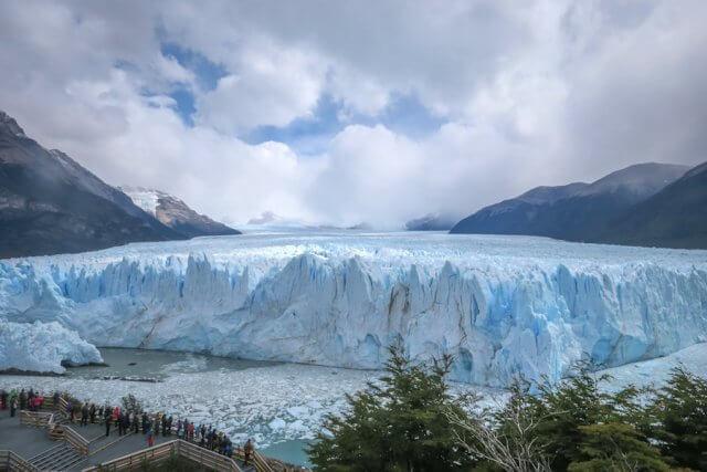 Perito Moreno Gletscher Argentinien Aussichtspunkt