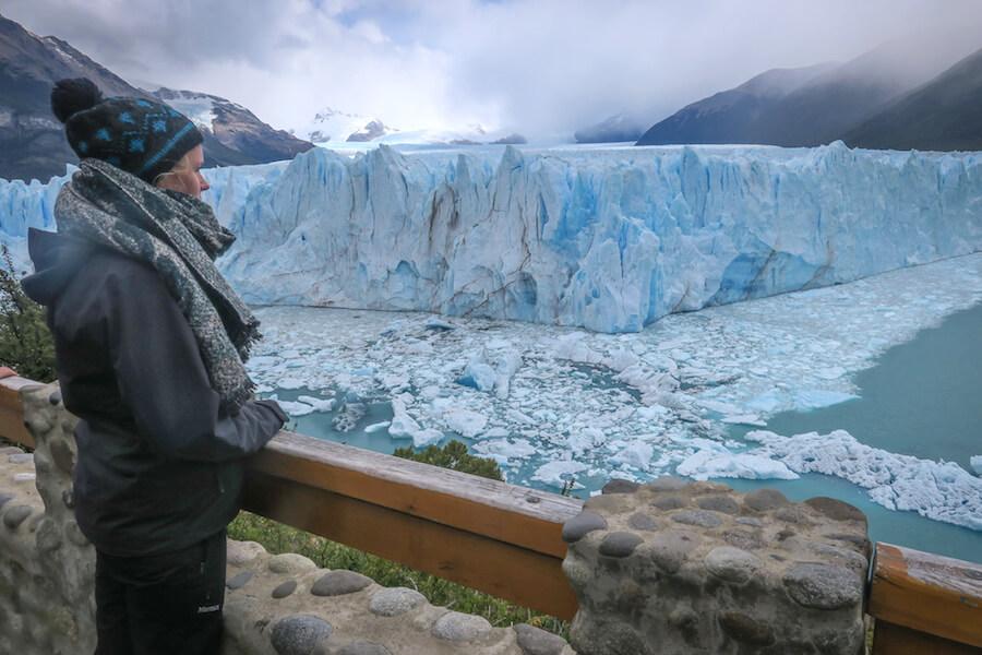 Perito Moreno Gletscher Argentinien Aussicht