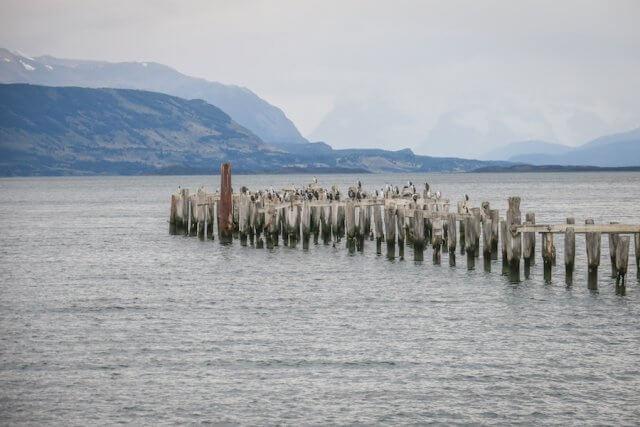 Perito Moreno Gletscher Argentinien Puerto Natales Promenade