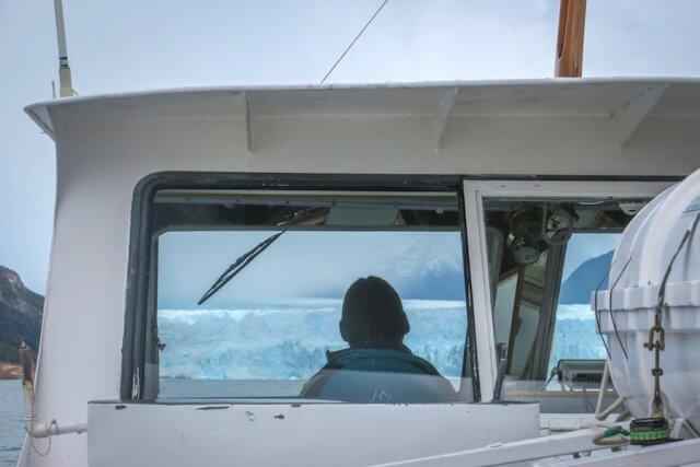 Perito Moreno Gletscher Argentinien Bootsfahrt