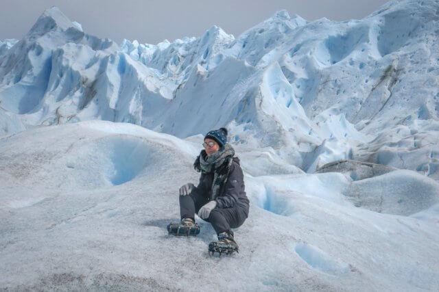 Perito Moreno Gletscher Argentinien Minitrekking