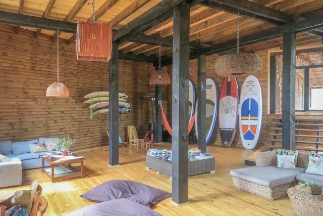 Santiago de Chile Tripanko Lodge