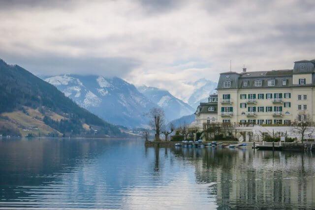Zell am See-Kaprun Oesterreich See