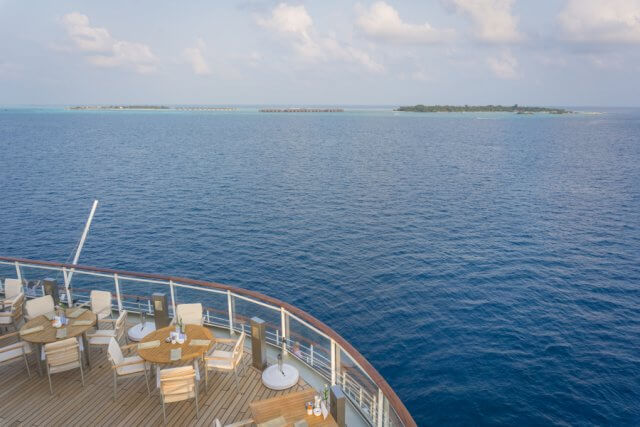 Kreuzfahrt Indischer Ozean MS Europa 2
