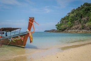 Phang Nga Thailand Gam Inseln