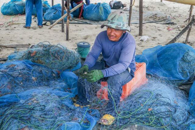 Phang Nga Thailand Fischer Talaenok
