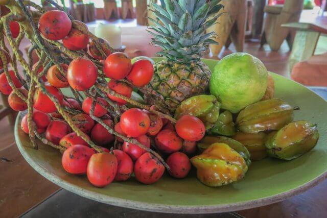 Puerto Maldonado Dschungel Peru Lima Inkaterra Amazonica Früchte