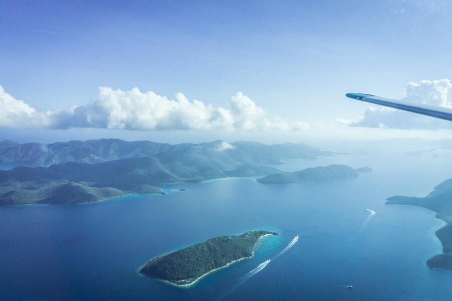 US Virgin Islands / Amerikanische Jungferninseln