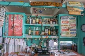 Tortola British Virgin Islands Karibik Britische Jungferninseln Jost van Dyke Soggy Dollars Bar