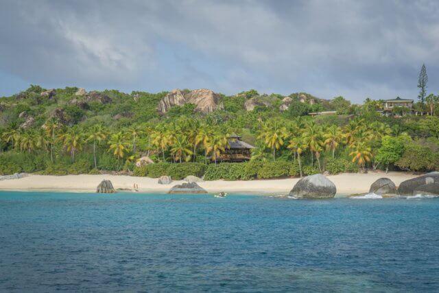 British Virgin Islands Karibik Britische Jungferninseln Virgin Gorda