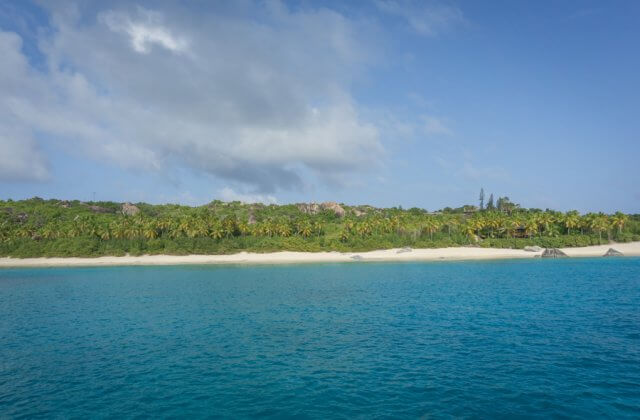 British Virgin Islands Karibik Britische Jungferninseln Virgin Gorda Strand
