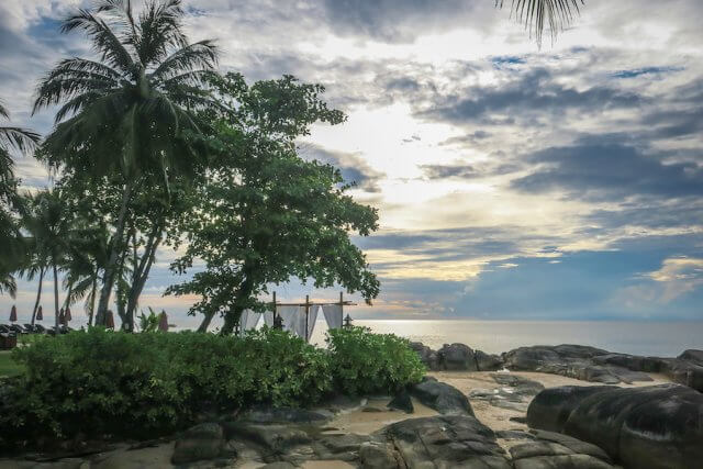 Khao Lak Thailand Laguna Resort Strand