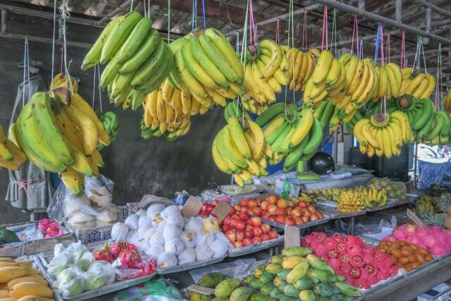 Khao Lak Thailand Markt Takuapa