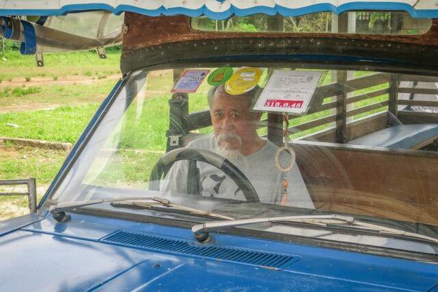 Khao Lak Thailand Taxi
