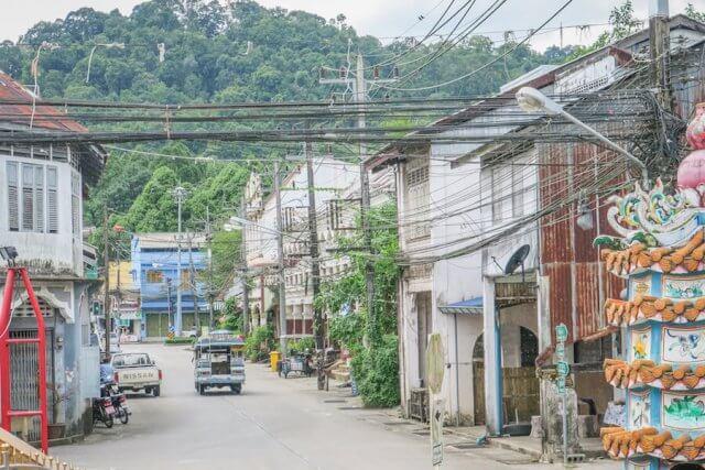 Khao Lak Thailand Takuapa
