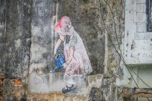 Khao Lak Thailand Takuapa Streetart