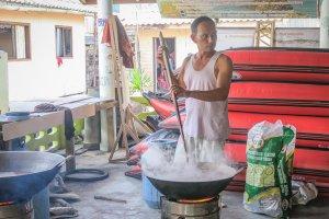 Khao Lak Thailand Batik