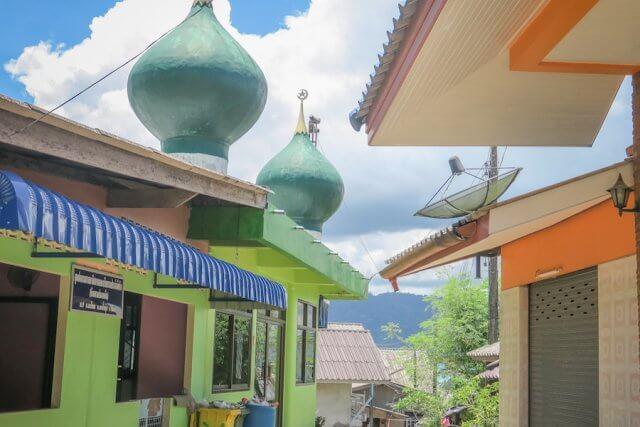 Khao Lak Thailand Baan Sam Chong Nua Dorf