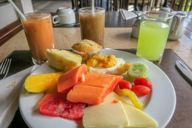 Khao Lak Thailand Früchte