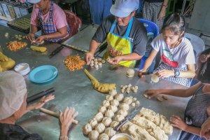 Khao Lak Thailand Bäckerei