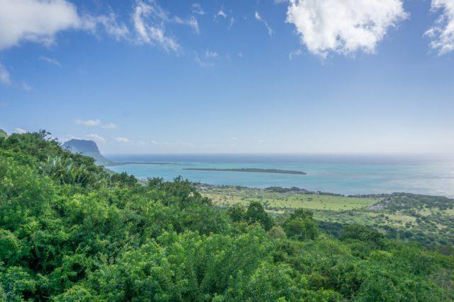 Mauritius Sehenswuerdigkeiten Chamarel Aussichtspunkt