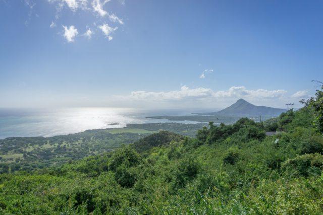 Mauritius Sehenswuerdigkeiten Chamarel Viewpoint