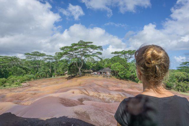Mauritius Sehenswuerdigkeiten Geopark Siebenfarbige Erde
