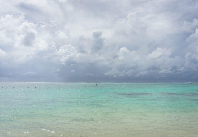 Mauritius Strand Long Beach Lagune