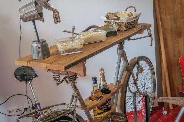 Sehenswürdigkeiten Wien Up Store Fahrradbar