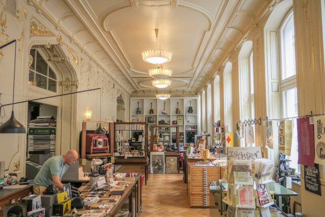 Sehenswürdigkeiten Wien Supersense Store
