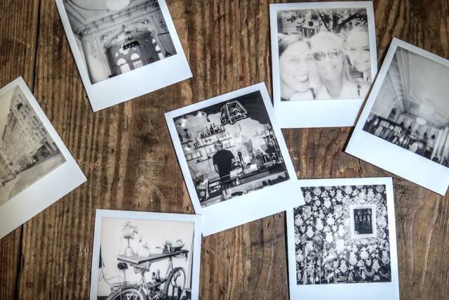 Sehenswürdigkeiten Wien Stadttour Polaroids